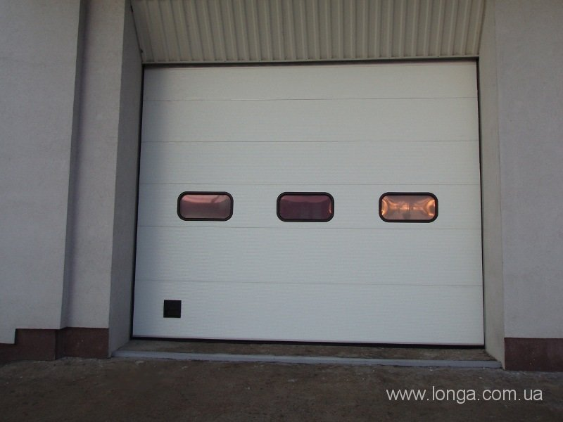 Автоматические раздвижные двери наружные